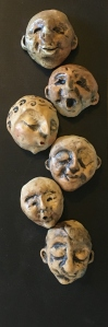 6 faces tumbled